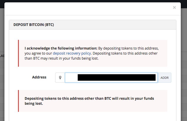 To Send BTC From Your Hardware Wallet You Follow A Similar Process