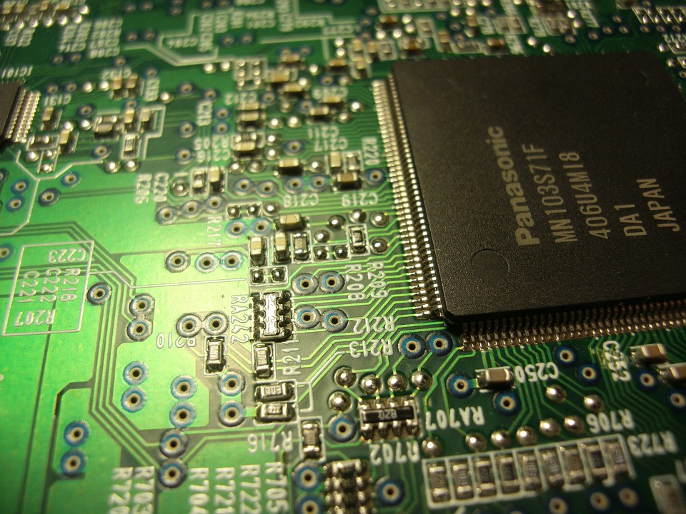 Computer, Computing, Information Technology, It, Chip