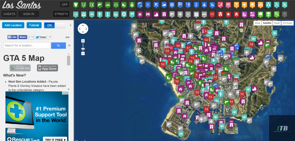 Still Playing Gta V This Fan Made Map Is Amazing