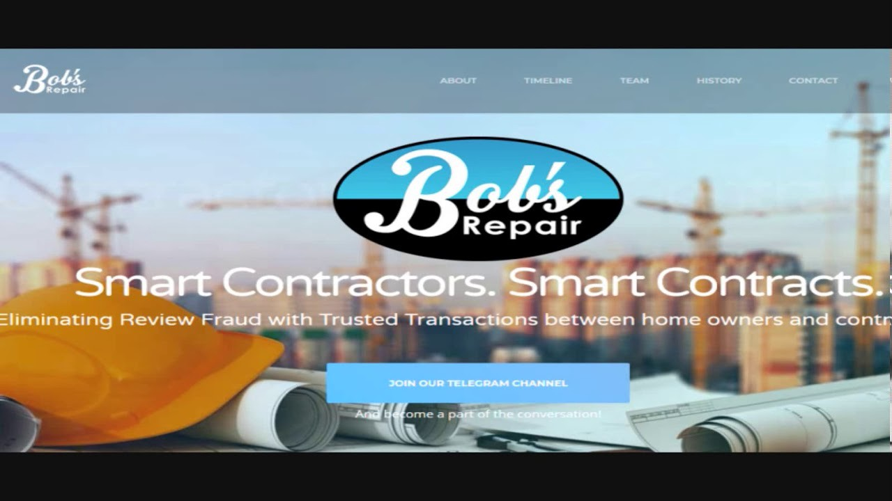 {filename}-Bob'srepair - Building A Trusted Transaction Network
