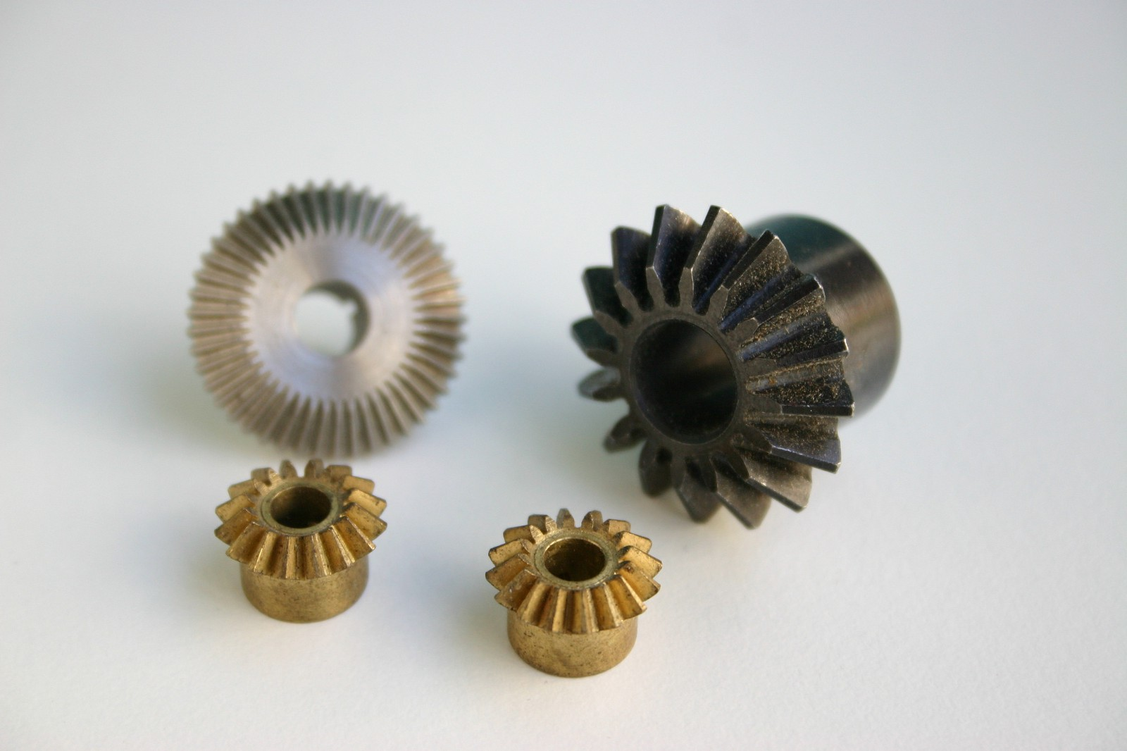 Variety of Bevel Gears
