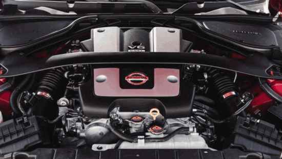 2019 nissan 370z Engine
