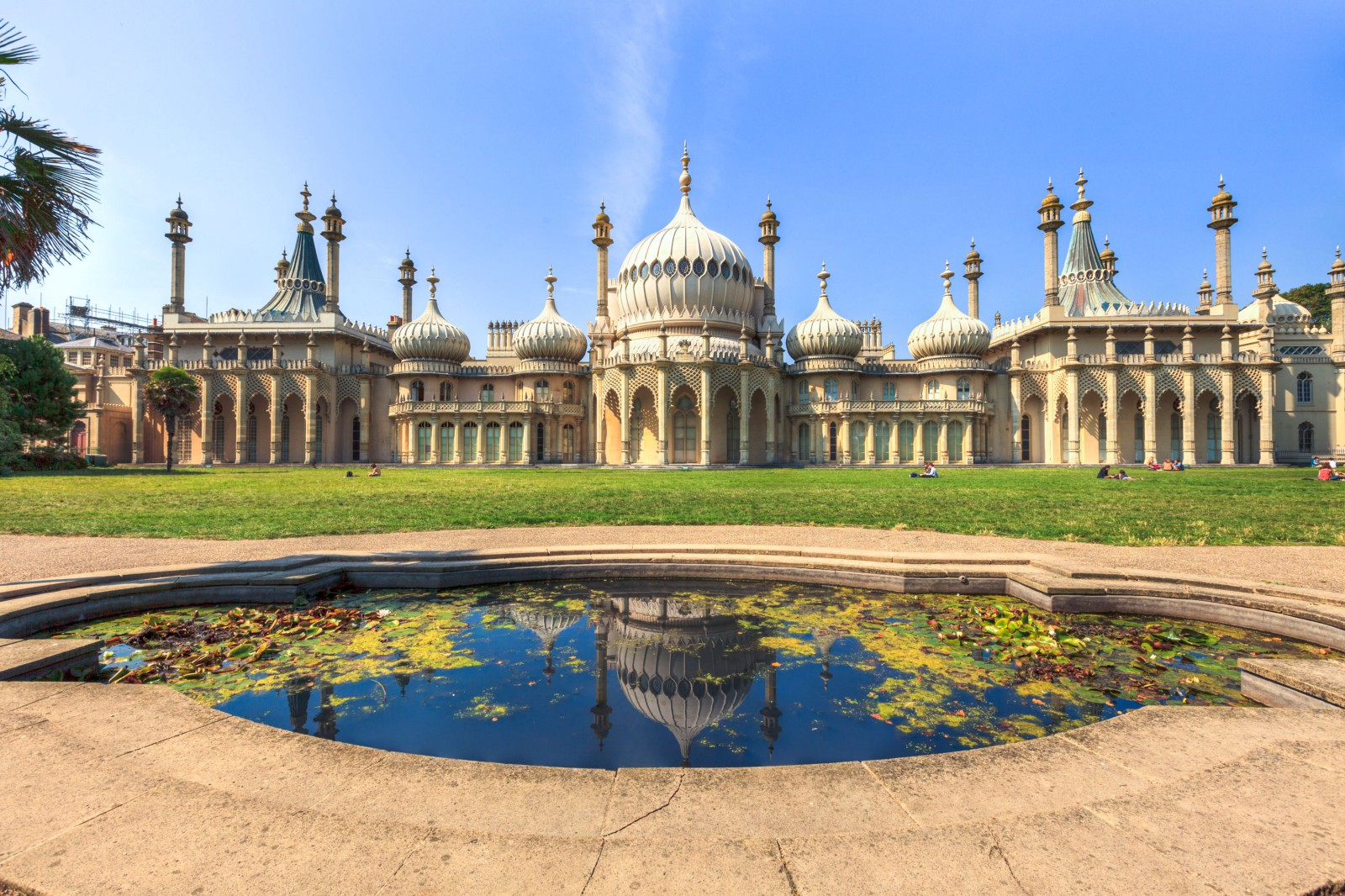 things to do in Brighton - Brighton pavilion