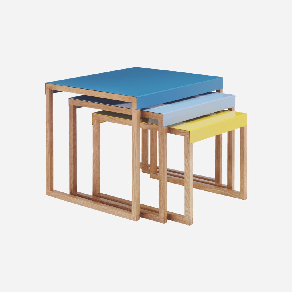 Kilo Stacking Tables from Habitat