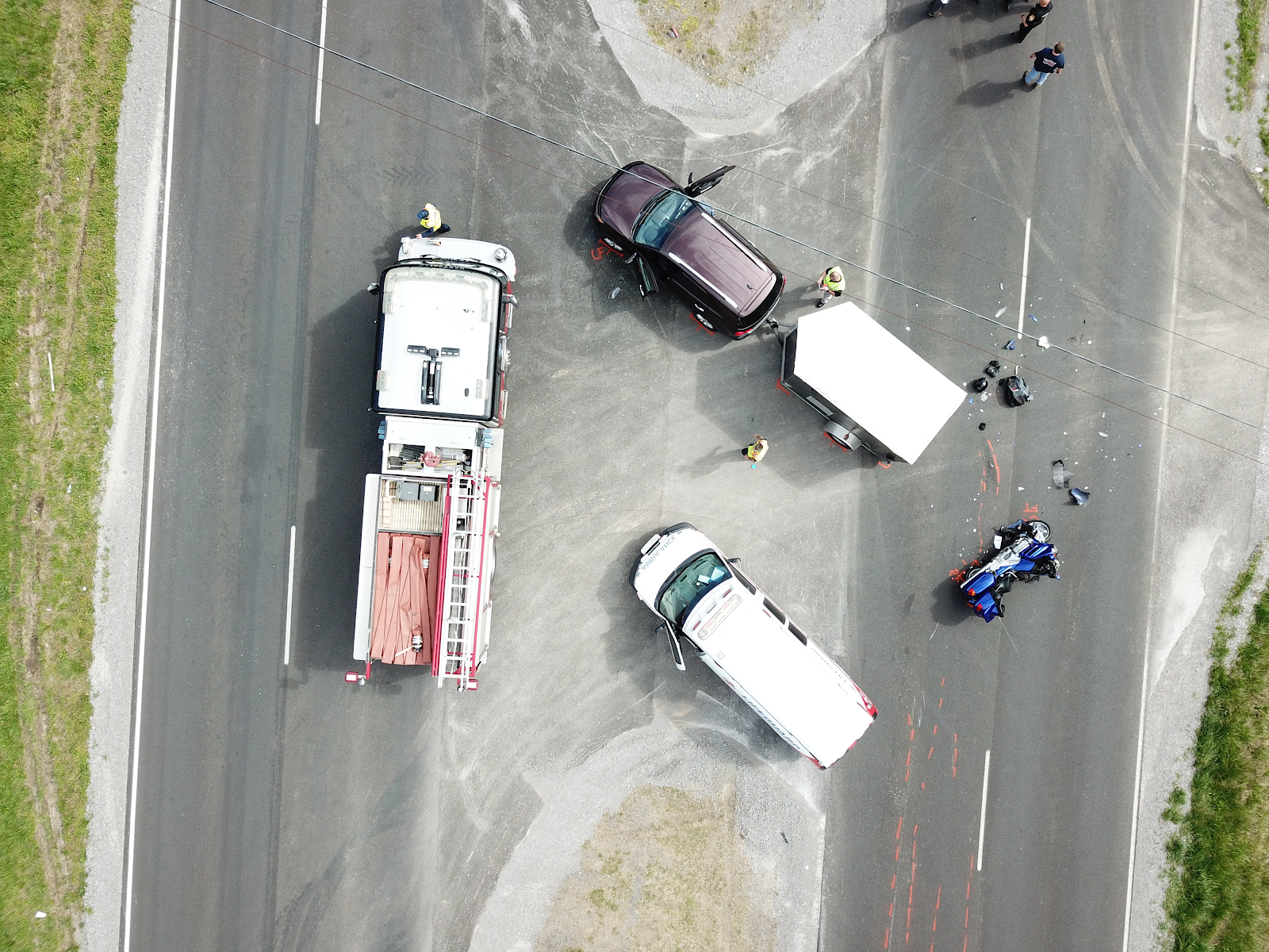 Transforming Accident Investigation With Drones