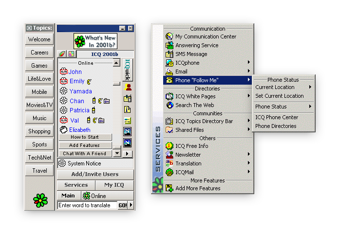 Remember ICQ messenger? Mail.ru aims to bring it back to glory