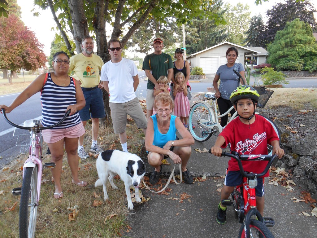 """""""Drive Less Save More: SouthTown"""" promoted bicycling in the SouthTown neighborhood, resulting in increased health benefits for program participants."""