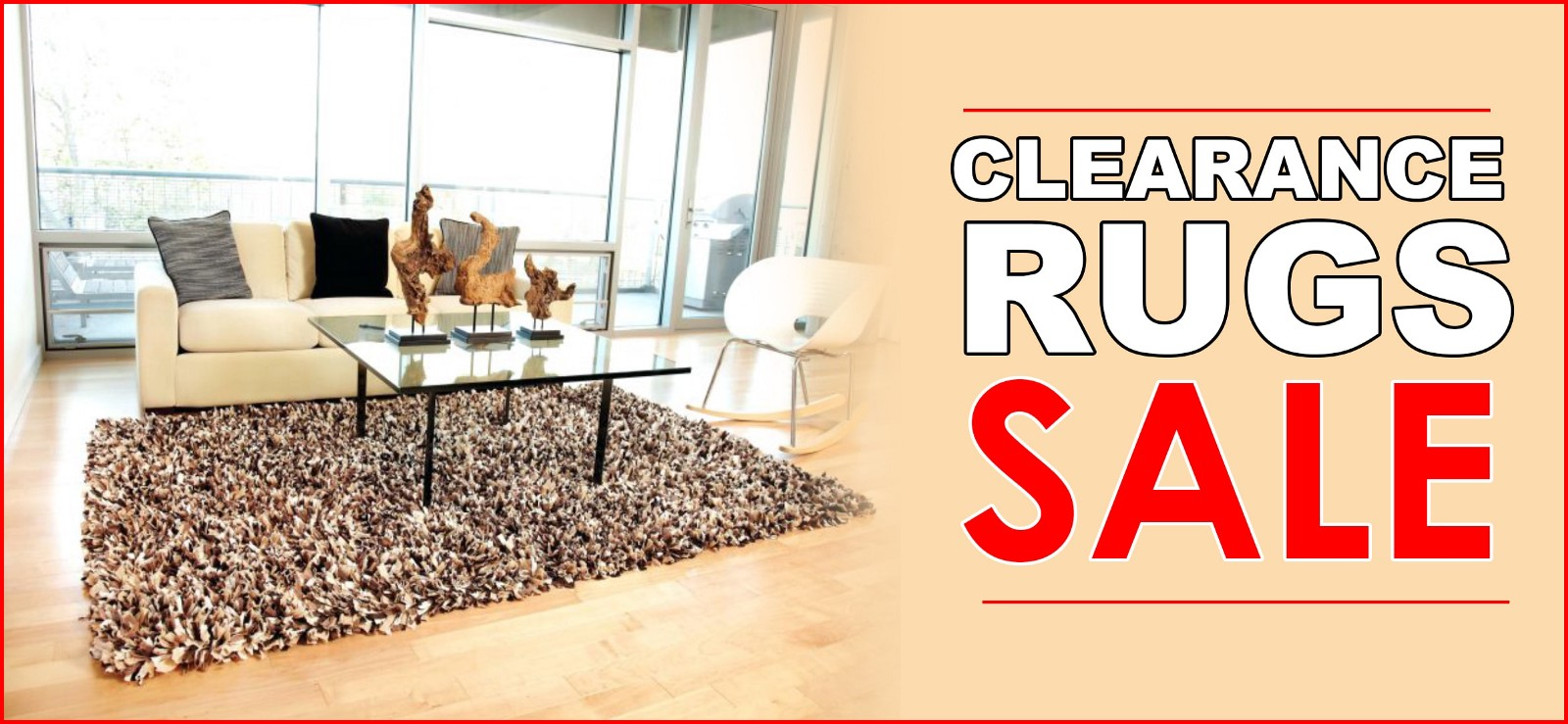 clearance sale get heavy discount on decorative rugs online