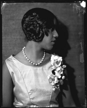1920 flapper style