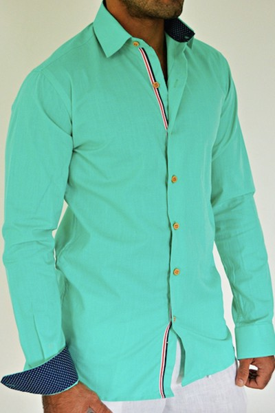 The Classic Green INR 2000