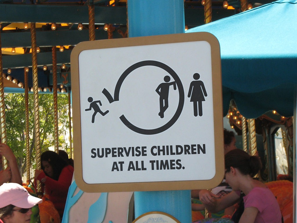 Management is supervision for grown-ups.