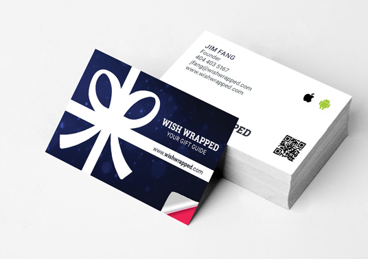 Business card ideas toriq hj medium likely to have social goals such as business cards then its suitable for you as a business card that wrapped the ribbon looks beautiful reheart Choice Image