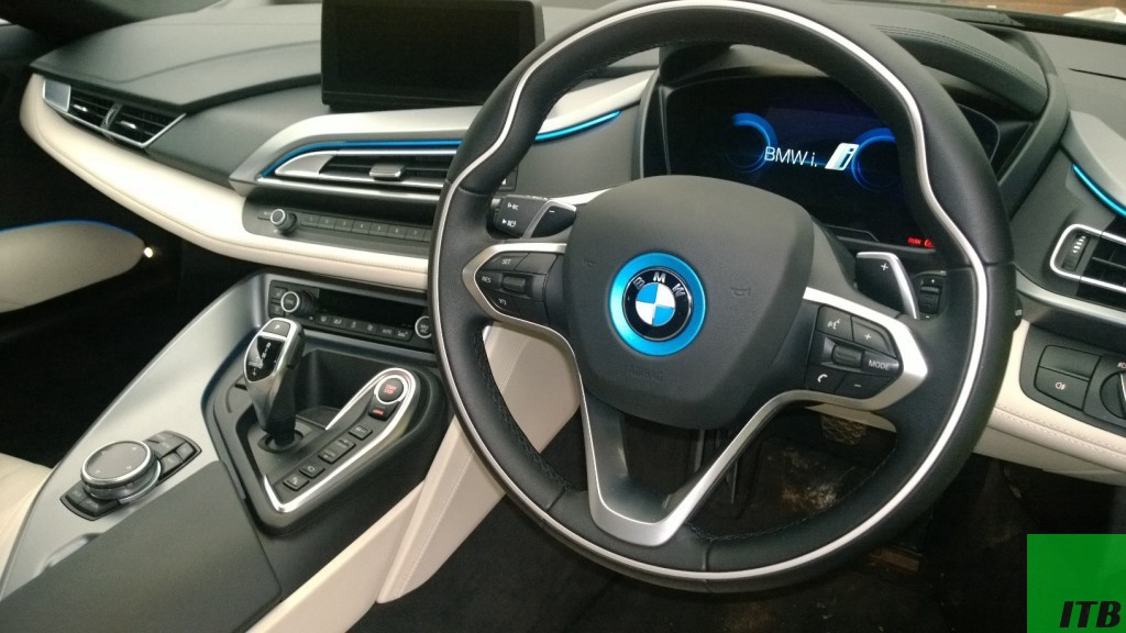 Bmw I8 Review Ireland S Technology Blog