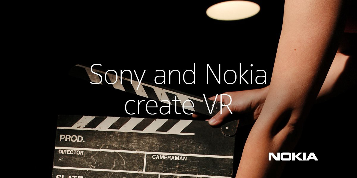 Why did @SonyPictures choose #OZO to create real-as-reality #VR?