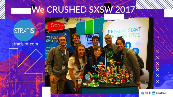 How Lego became the coolest high tech thing at SXSW   #IoT #Tech #SmartCity #SXSW17
