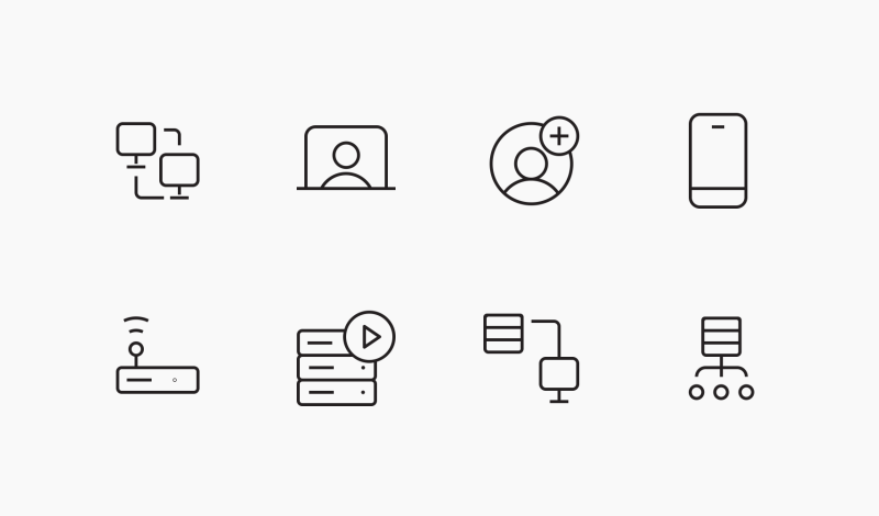Network and communication 500 icons ai eps svg png network and communication icon pack by dalpat prajapati ccuart Image collections