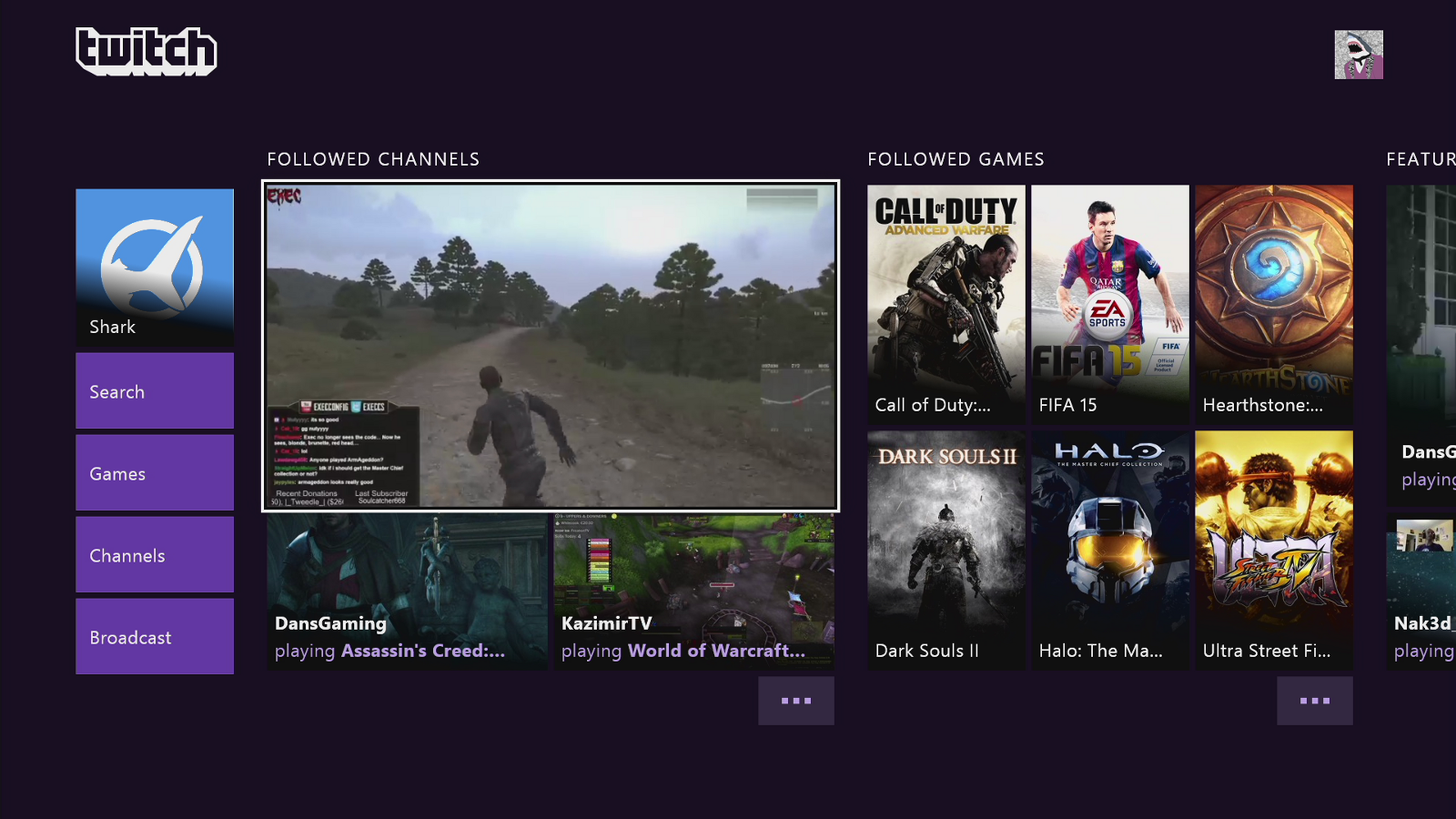 Xbox One gets all new Twitch features \u2013 Twitch Blog