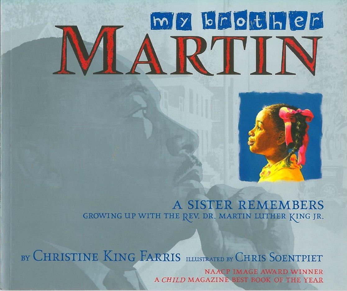Mlk 360 A Children S Booklist About Dr King S Full Legacy