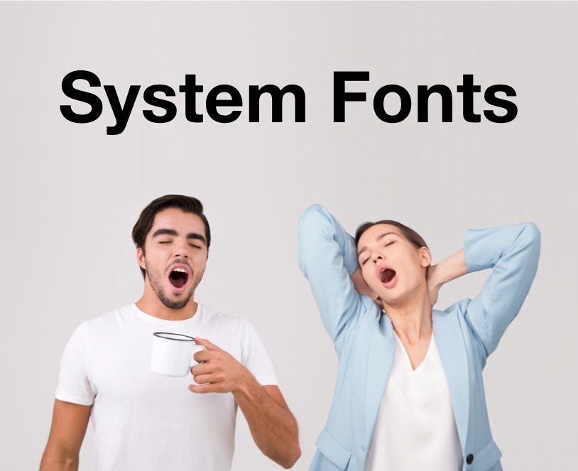 Cool Fonts VS Best Fonts: What Are the Fonts Designers Actually Use
