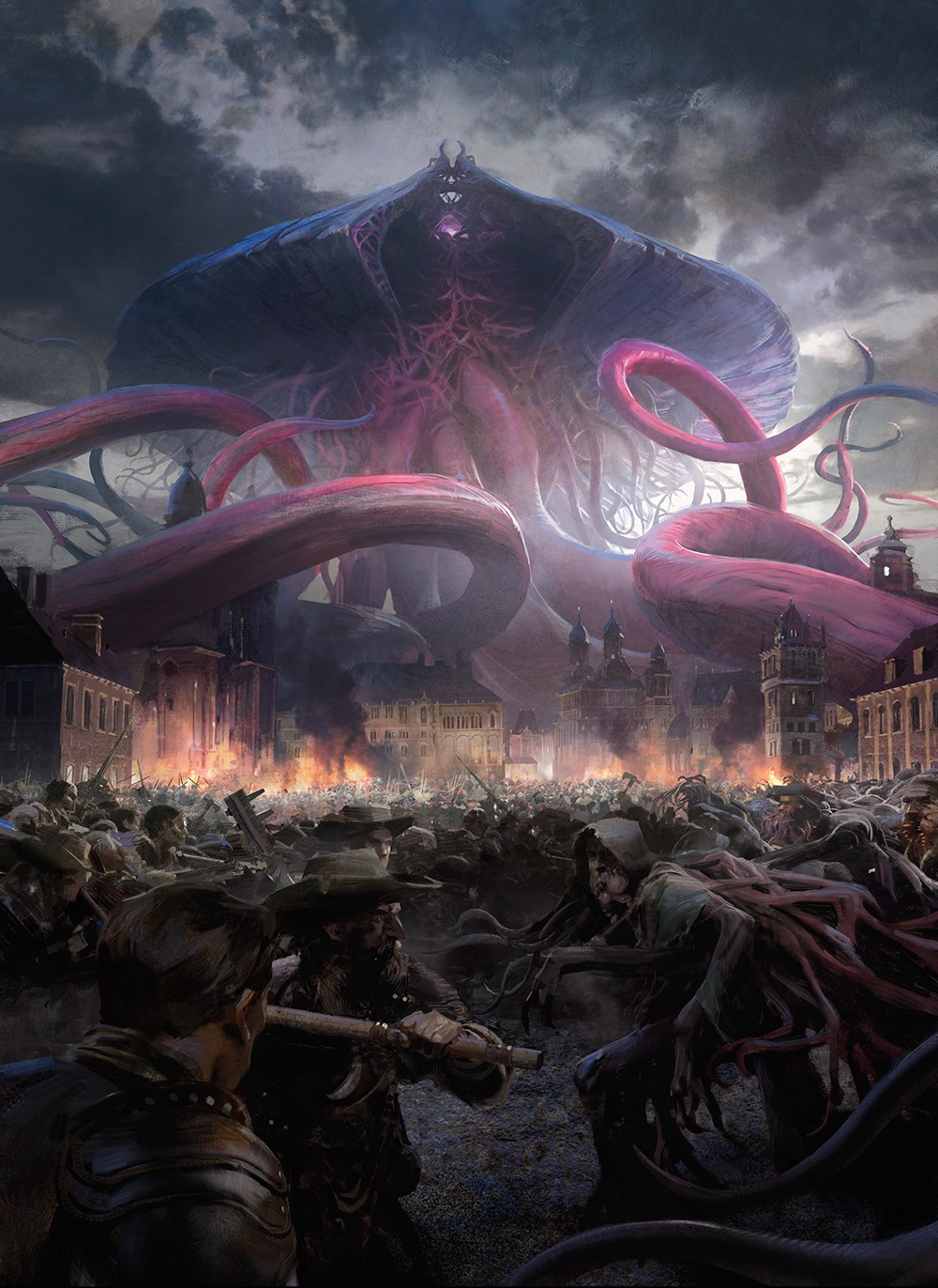Emrakul the Promised End - Jaime Jones