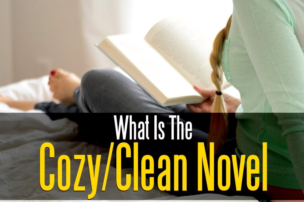 The Rise of the Cosy, Clean Fiction Novel