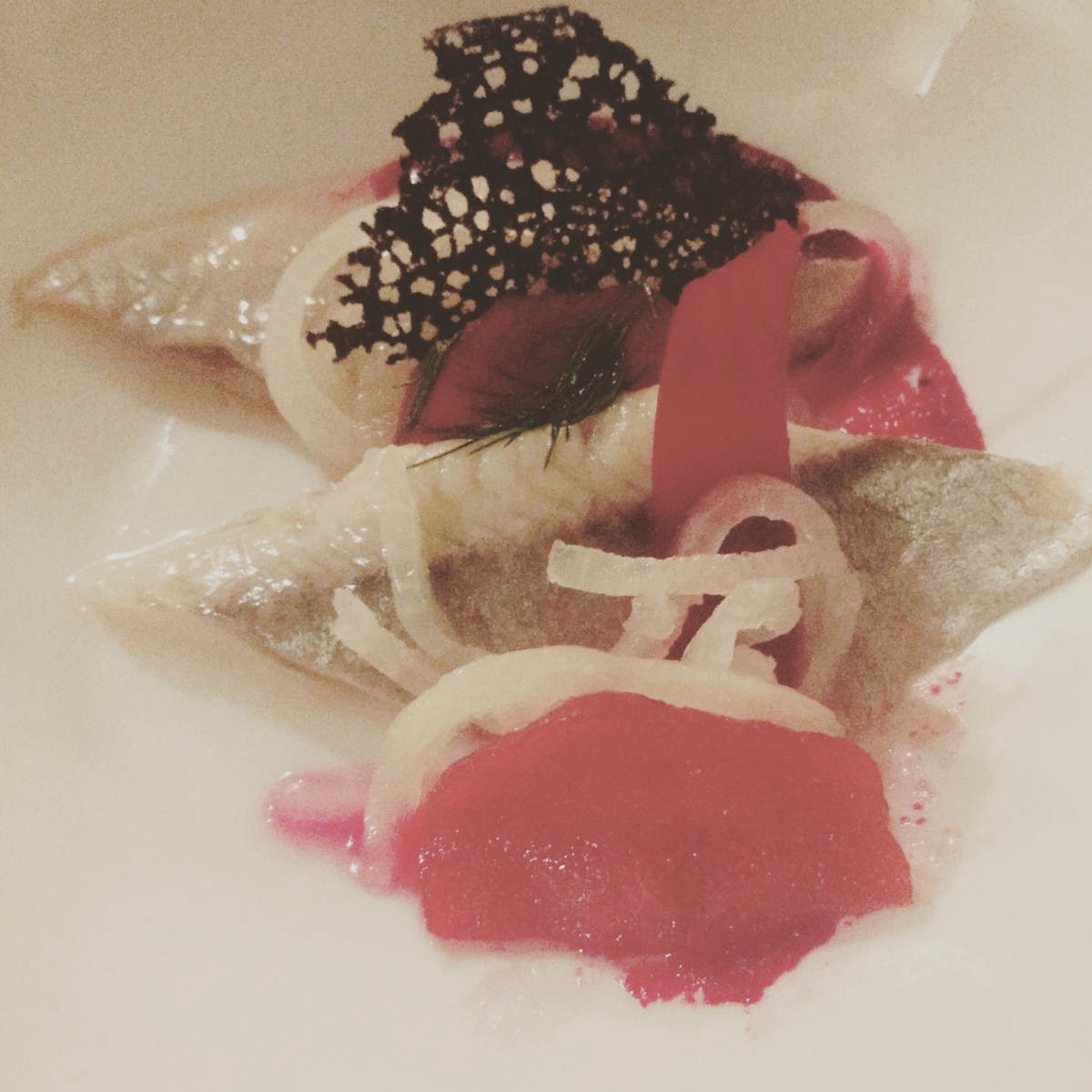 House of Feasts Cured Herring