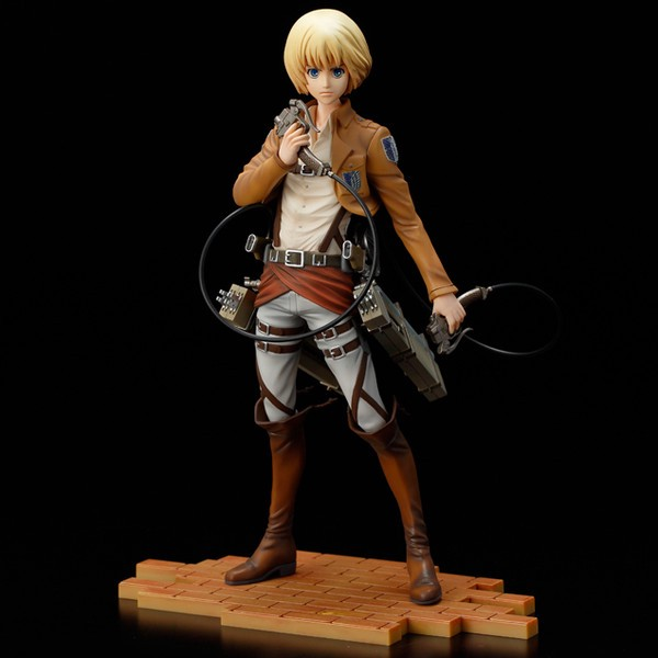 Armin Arlert BRAVE-ACT 1:8 Figure by Sentinel