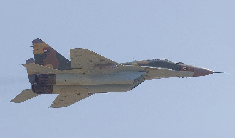 Sudanese_Air_Force_MiG-29