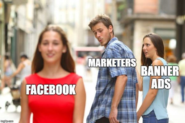 Distracted Marketers