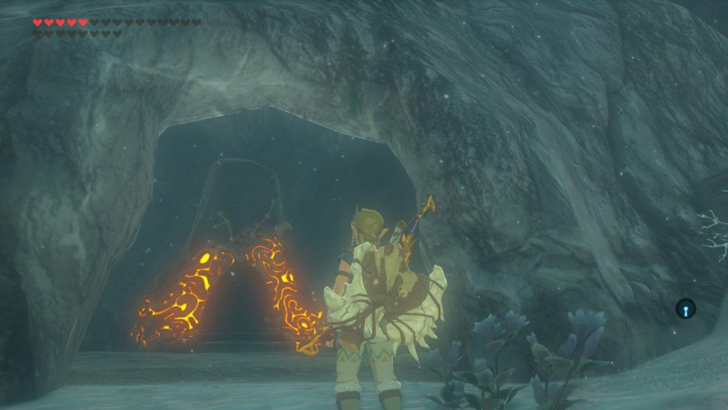 Legend of Zelda Breath of the Wild - Shrine