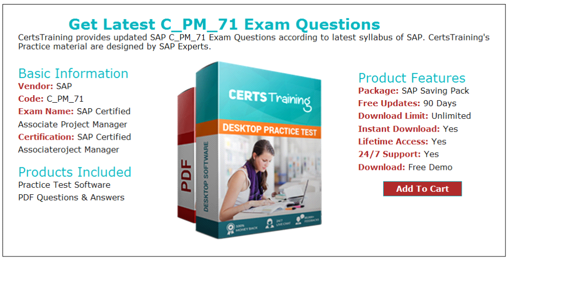 Sap Cpm71 Certified Associate Project Manager Exam Questions Answers