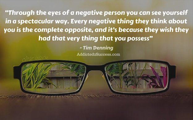 d1475645e33 The other reason I encourage you to re-engage with a negative person at  some point is that you can learn a lot about yourself.