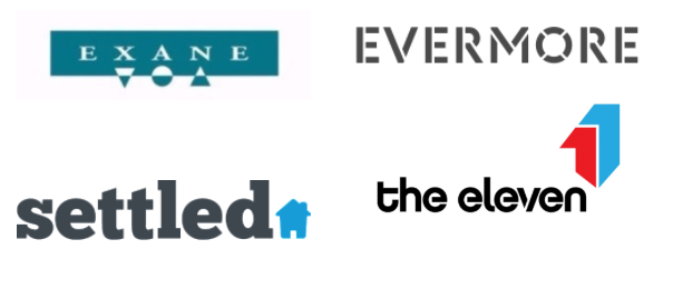 Some of the of the companies that we work with: Investment banking, lifestyle brands, real estates, startup studios
