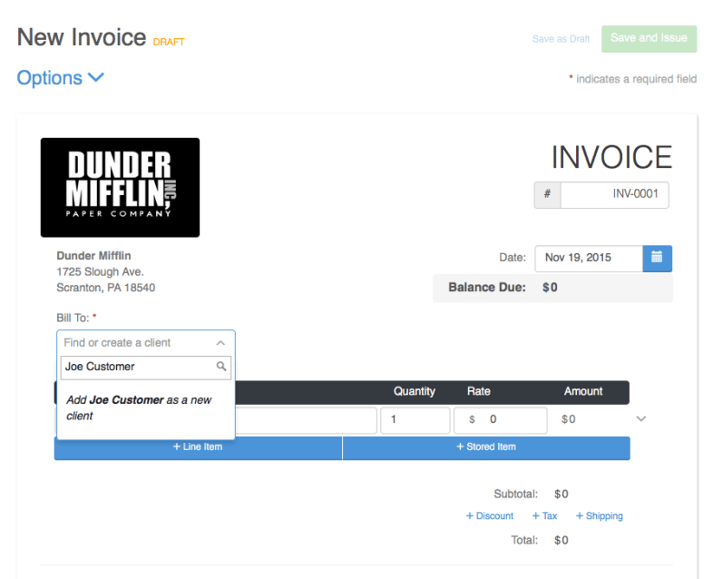 FREE PAID ONLINE INVOICING PLATFORMS FOR STARTUPSSMES - Invoice payment system