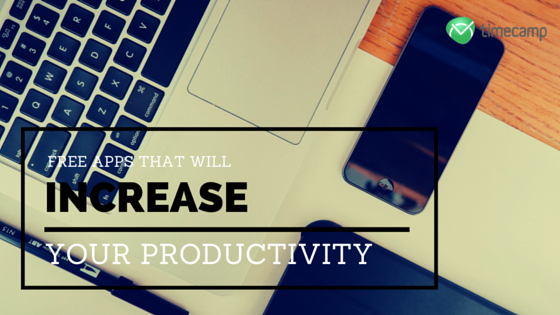 Free Apps That Will Increase Your Productivity1