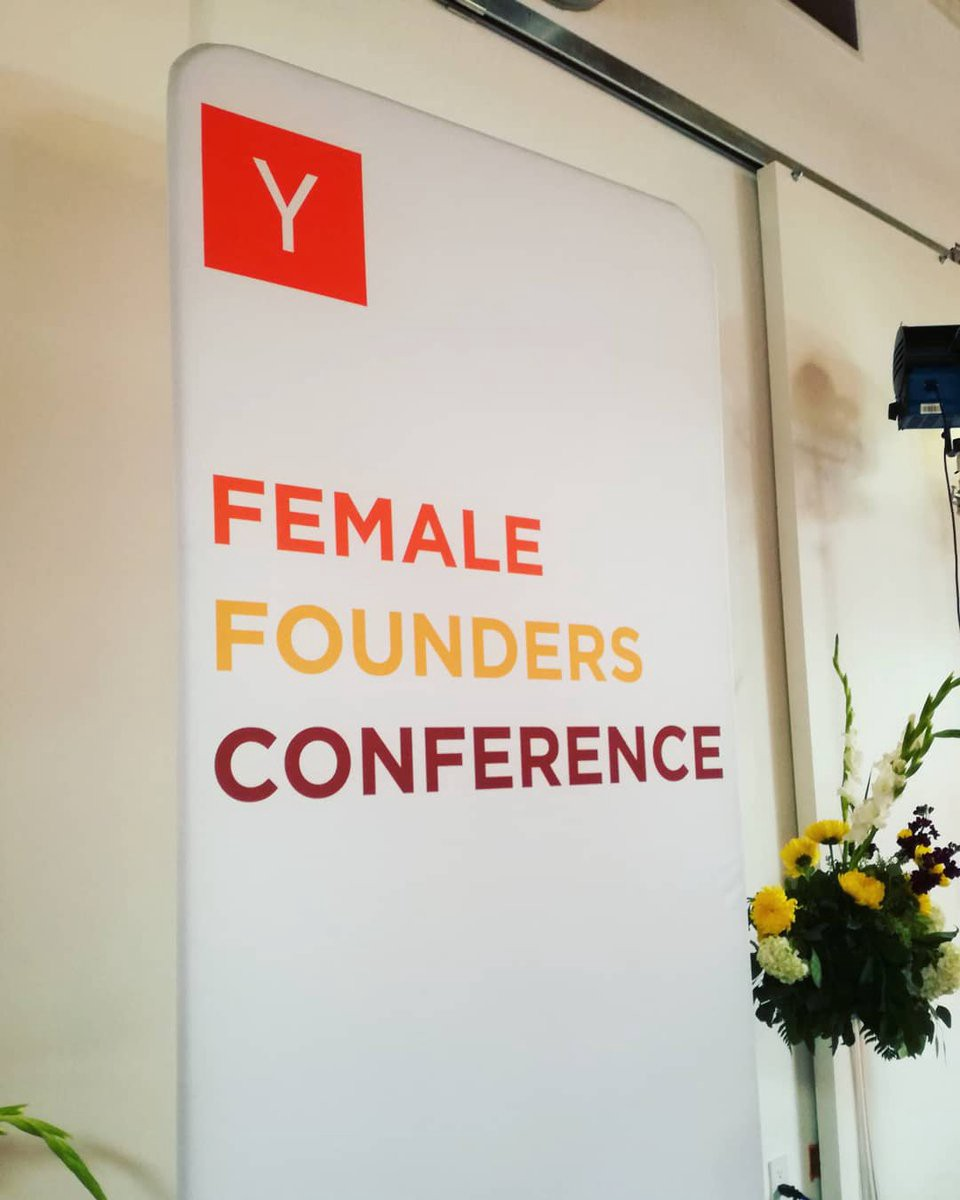 Venopi Attends YCombinator Female Founders Conference
