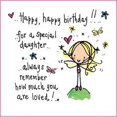 Best Birthday Quotes for daughter with images