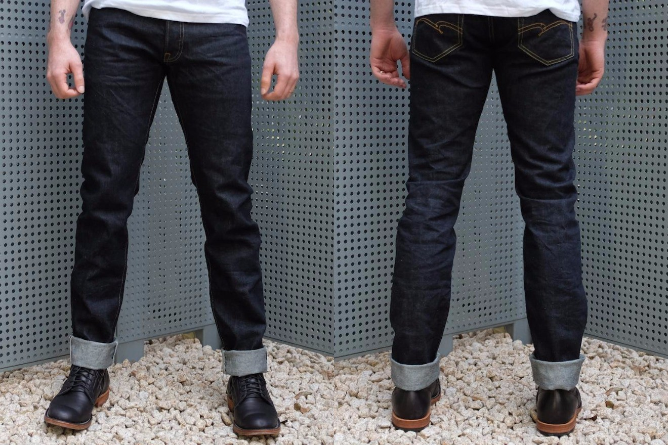 Studio D'Artisan SD-507 fot front and back