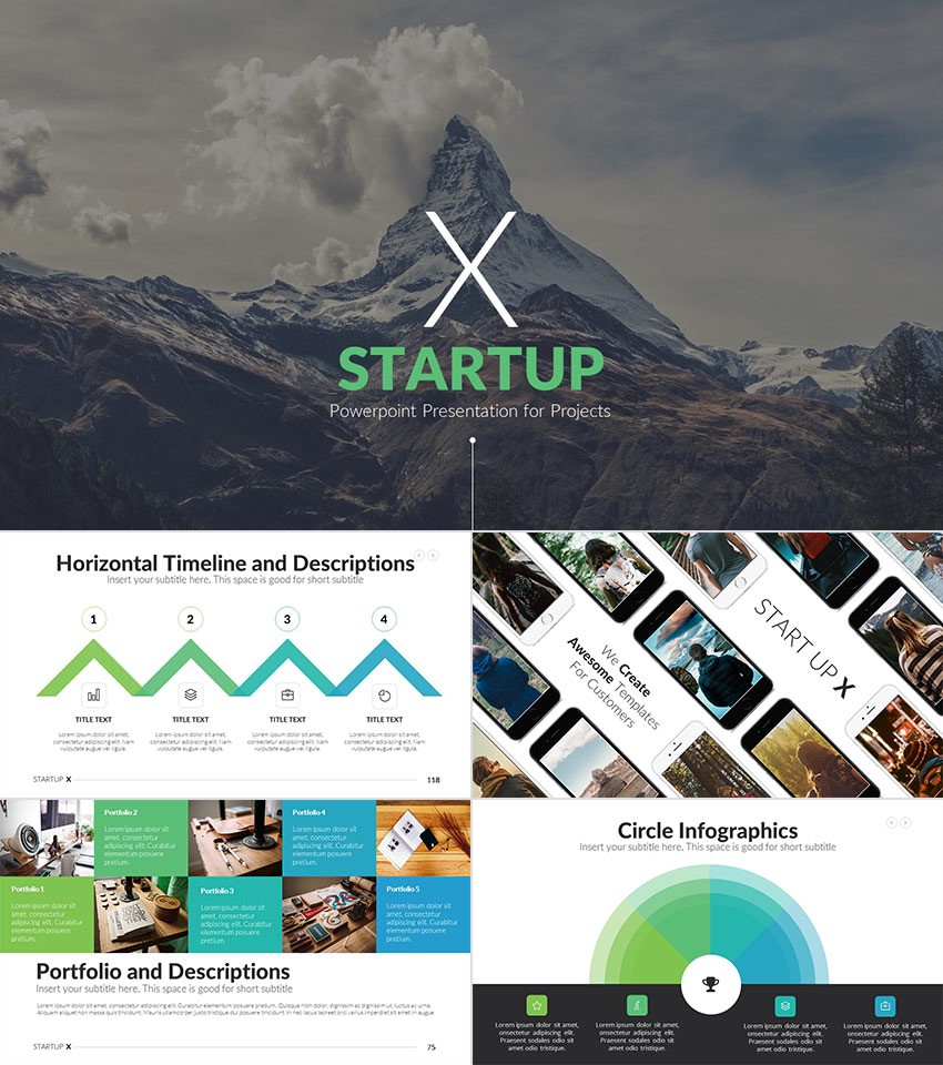 20 best powerpoint templates best digital themes medium this awesome presentation template is loaded with creative slides and includes hundreds of design options its made for building professional powerpoint toneelgroepblik Images
