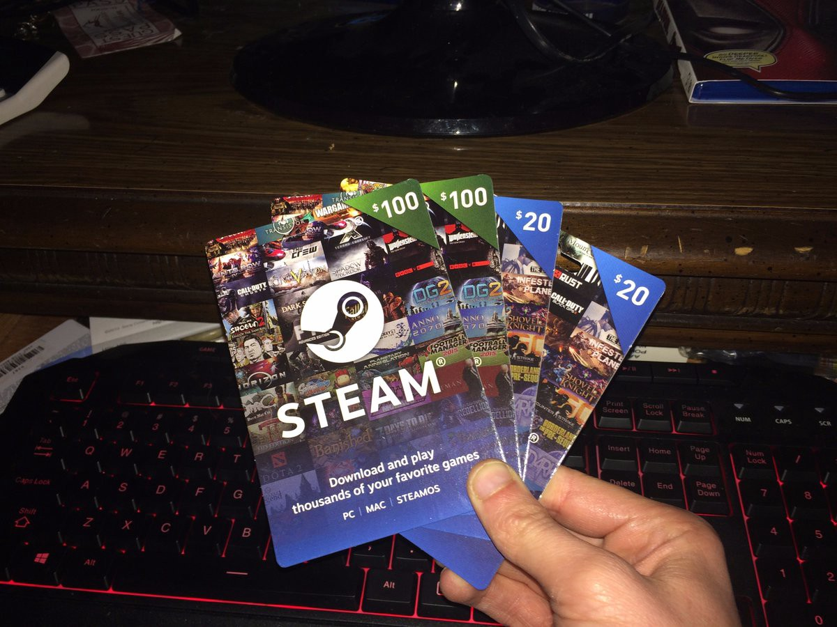 WHO WANTS 240$ IN STEAM CARDS!  ENTER THE GIVEAWAY FOR YOUR CHANCE TO WIN! #steam #giveaway