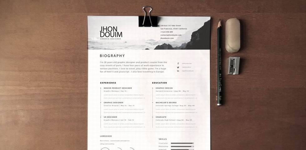 ux designer resume samples and resources for inspiration