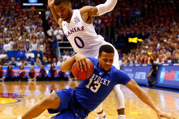 Kansas vs Kentucky Free College Basketball Pick Against the Spread