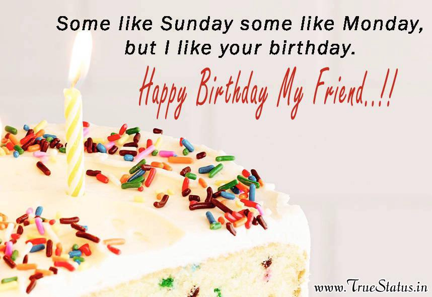 Beautiful Happy Birthday Quotes With Image Good Friends