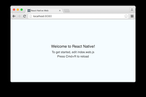 A Glimpse Into The Future With React Native For Web