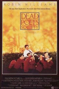 Dead Poets Society DVD cover from Wikipedia