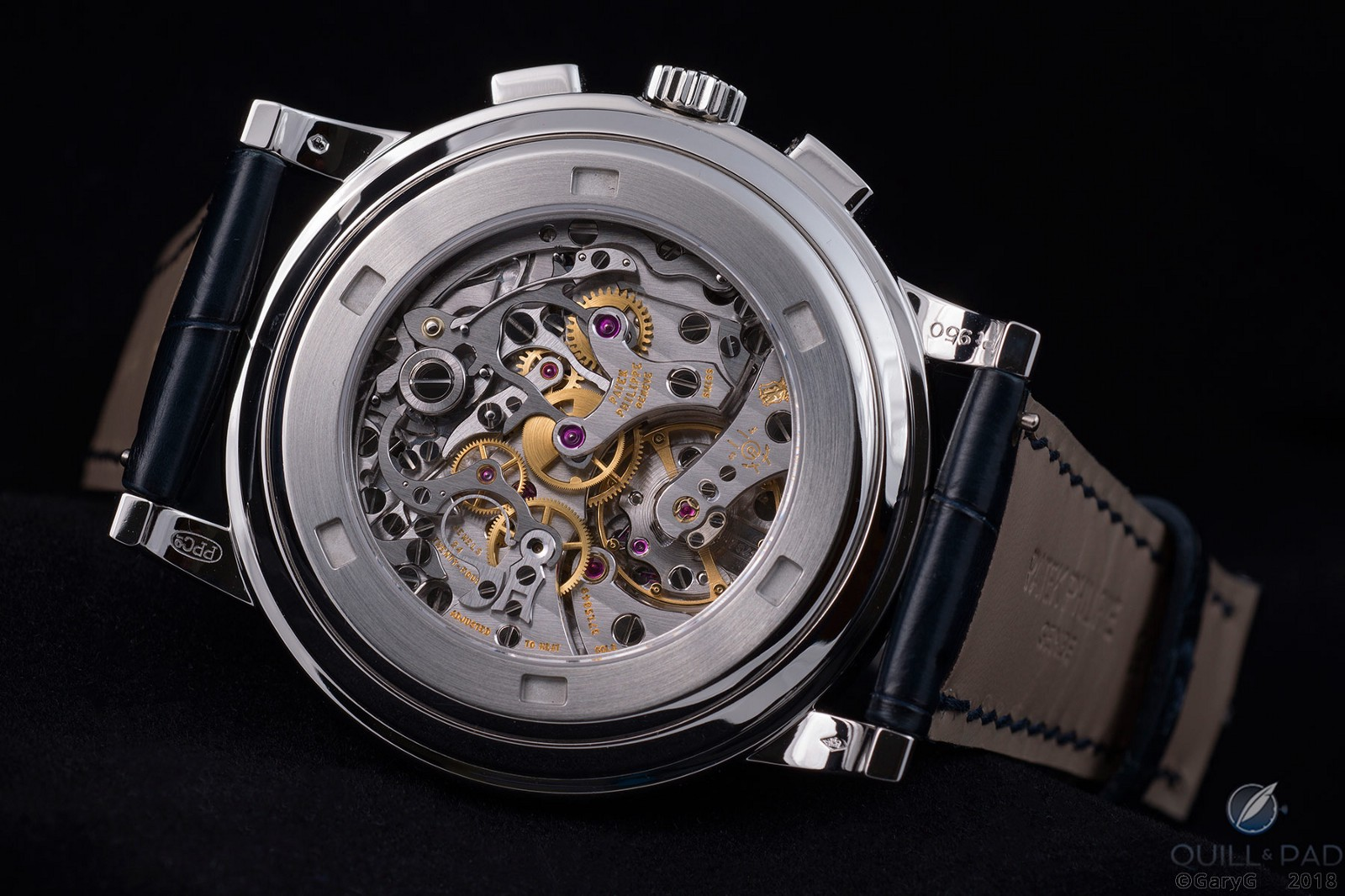 Patek Philippe Caliber CH 27-70 in Reference 5070P