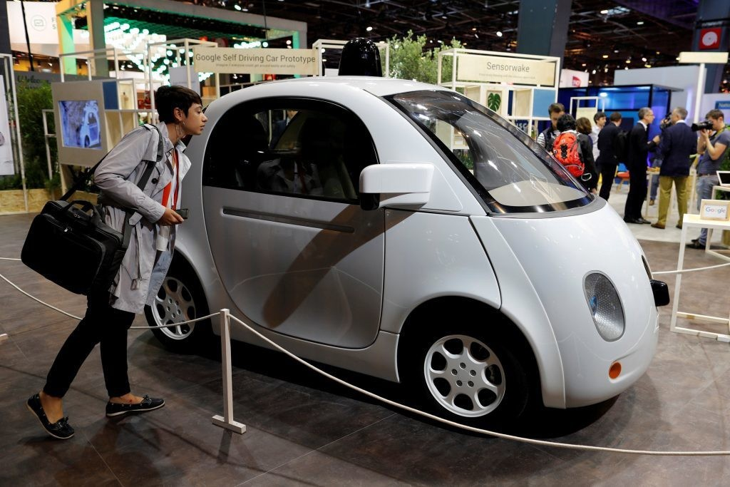 Arriving Now: Your Self-Driving Car