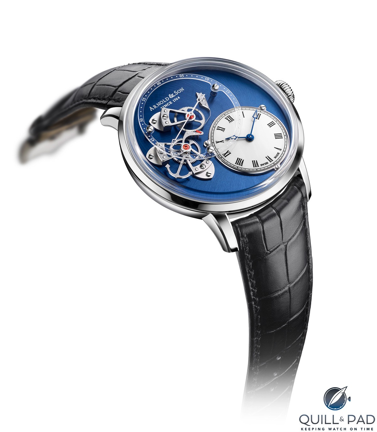 Arnold & Son Dial Side True Beat (DSTB)