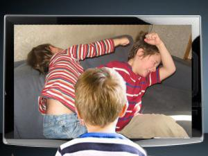the harmful effects of television violence to children Effects of television violence on children television is the mainstream of our culture violence on television has been a topic of conflict since before 1950 there have been repeated debates on how to protect children from the harmful effects of.