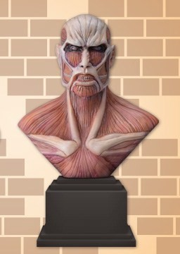 Colossal Titan Bust by SEGA
